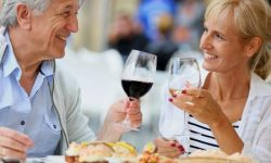 Senior Couple Summer Vacation Package